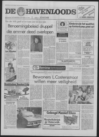 De Havenloods 1976-09-09