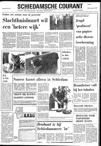 Rotterdamsch Nieuwsblad / Schiedamsche Courant / Rotterdams Dagblad / Waterweg / Algemeen Dagblad 1974-07-04