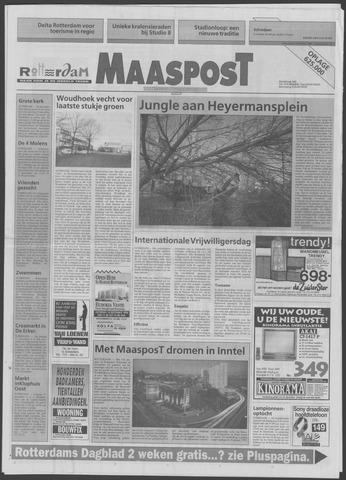 Maaspost / Maasstad / Maasstad Pers 1994-12-07