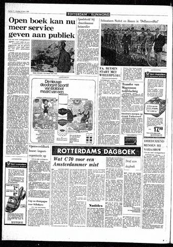 Rotterdamsch Parool / De Schiedammer 1970-06-16