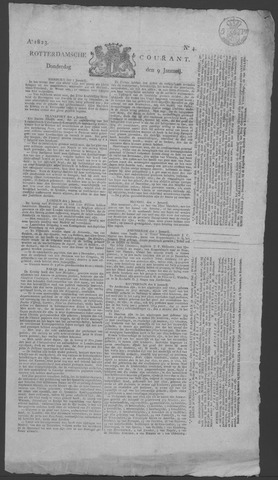 Rotterdamse Courant 1823