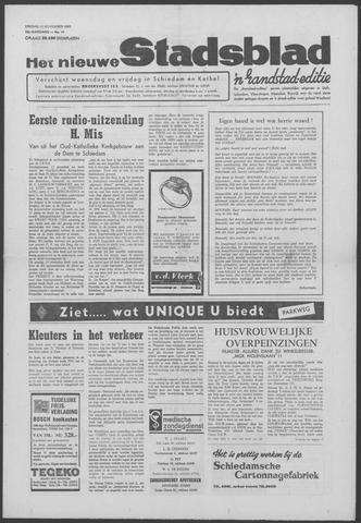 Het Nieuwe Stadsblad 1963-11-15