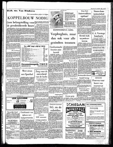 Rotterdamsch Parool / De Schiedammer 1963-11-27