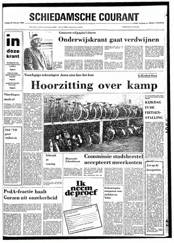 Rotterdamsch Nieuwsblad / Schiedamsche Courant / Rotterdams Dagblad / Waterweg / Algemeen Dagblad 1980-02-22