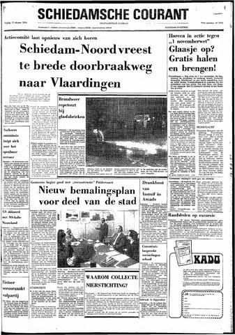 Rotterdamsch Nieuwsblad / Schiedamsche Courant / Rotterdams Dagblad / Waterweg / Algemeen Dagblad 1974-10-11