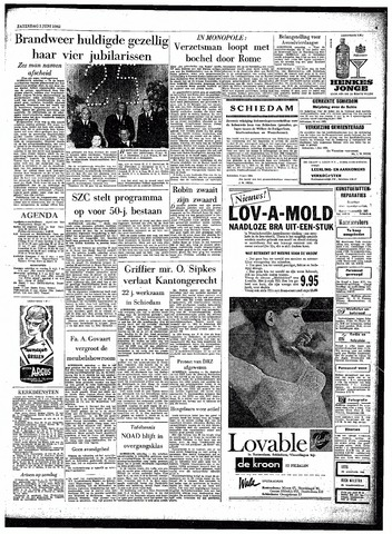 Rotterdamsch Parool / De Schiedammer 1962-06-02