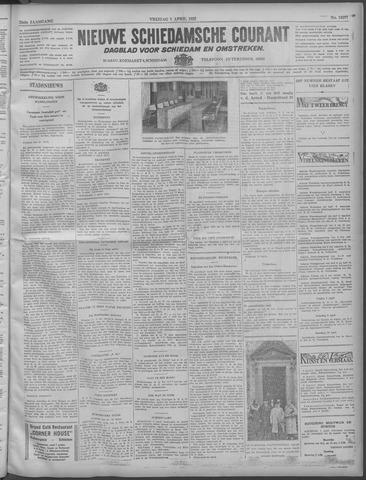 Nieuwe Schiedamsche Courant 1932-04-01