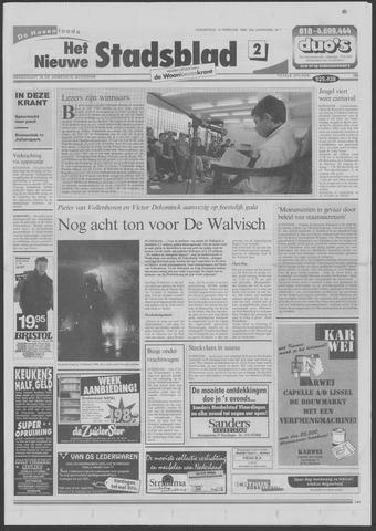 Het Nieuwe Stadsblad 1998-02-12