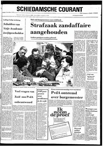 Rotterdamsch Nieuwsblad / Schiedamsche Courant / Rotterdams Dagblad / Waterweg / Algemeen Dagblad 1979-11-02