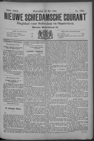 Nieuwe Schiedamsche Courant 1901-05-22