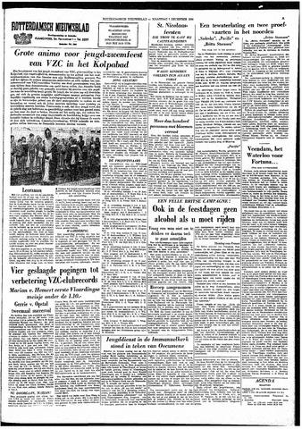 Rotterdamsch Nieuwsblad / Schiedamsche Courant / Rotterdams Dagblad / Waterweg / Algemeen Dagblad 1964-12-07