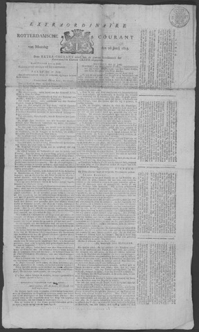 Rotterdamse Courant 1815-06-26