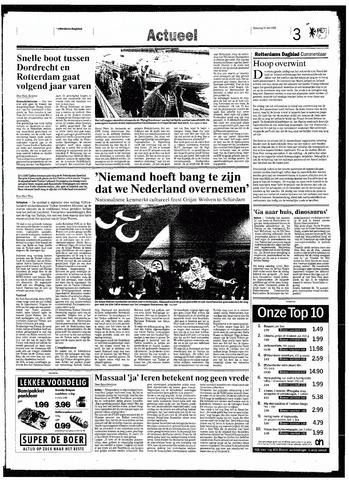 Rotterdamsch Nieuwsblad / Schiedamsche Courant / Rotterdams Dagblad / Waterweg / Algemeen Dagblad 1998-05-25