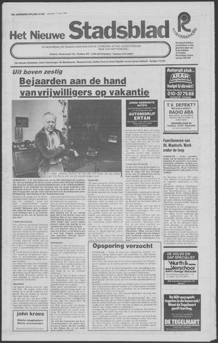 Het Nieuwe Stadsblad 1980-07-11