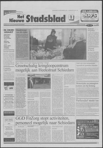 Het Nieuwe Stadsblad 2000-11-29