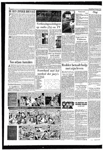Rotterdamsch Parool / De Schiedammer 1959-03-12