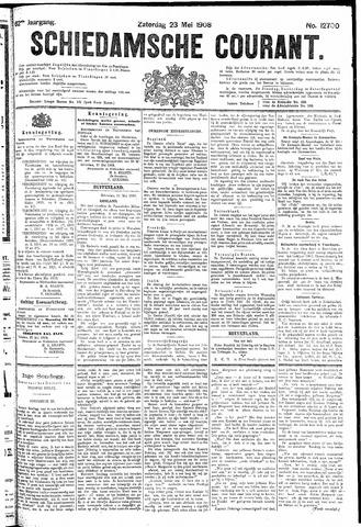 Schiedamsche Courant 1908-05-23