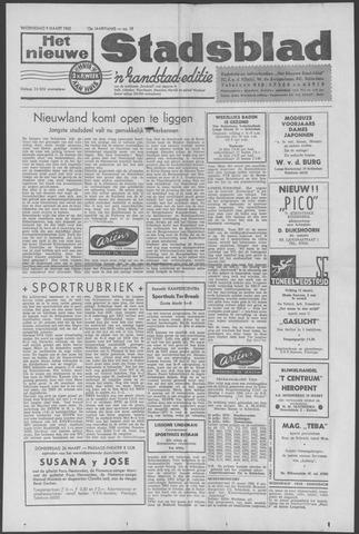 Het Nieuwe Stadsblad 1960-03-09