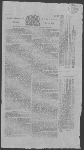 Rotterdamse Courant 1823-07-19