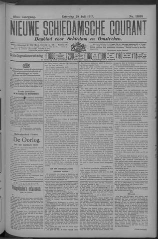 Nieuwe Schiedamsche Courant 1917-07-28