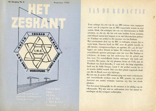 Het Zeskant 1950-08-01