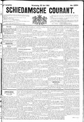 Schiedamsche Courant 1910-06-22