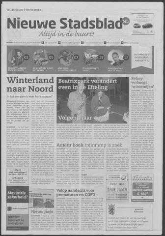 Het Nieuwe Stadsblad 2016-11-09