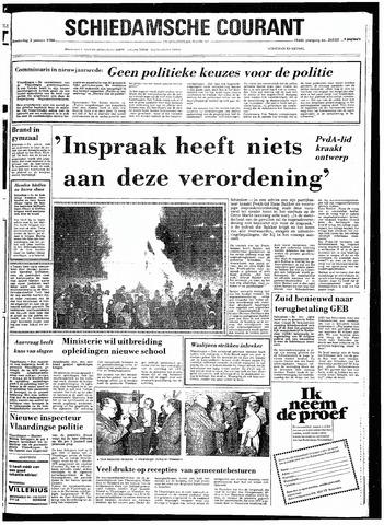 Rotterdamsch Nieuwsblad / Schiedamsche Courant / Rotterdams Dagblad / Waterweg / Algemeen Dagblad 1980-01-03