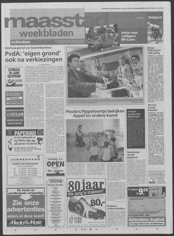 Maaspost / Maasstad / Maasstad Pers 2005-06-22