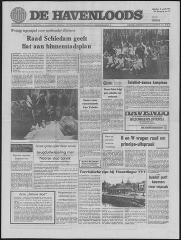 De Havenloods 1974-04-02