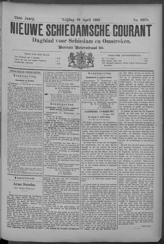 Nieuwe Schiedamsche Courant 1901-04-19