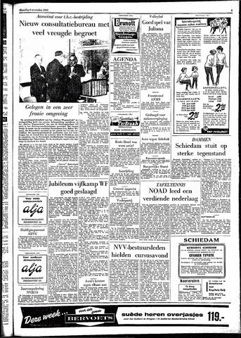Rotterdamsch Parool / De Schiedammer 1961-11-06