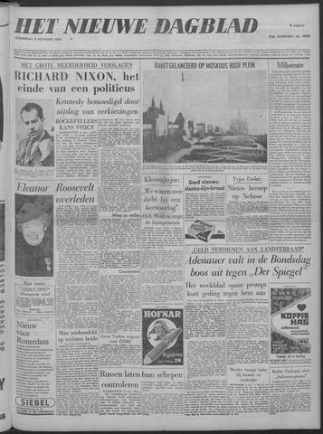 Nieuwe Schiedamsche Courant 1962-11-08