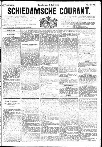 Schiedamsche Courant 1908-07-09