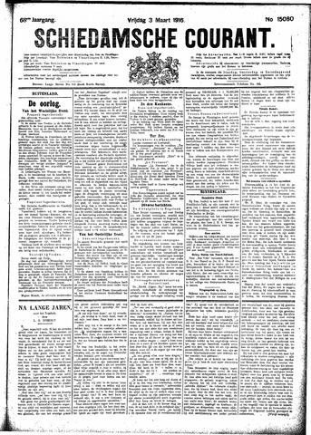 Schiedamsche Courant 1916-03-03