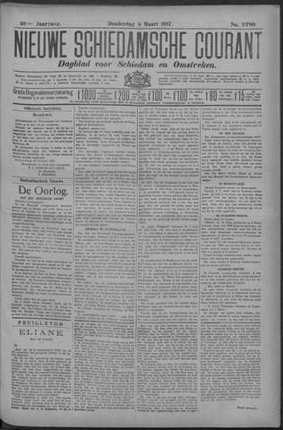 Nieuwe Schiedamsche Courant 1917-03-08