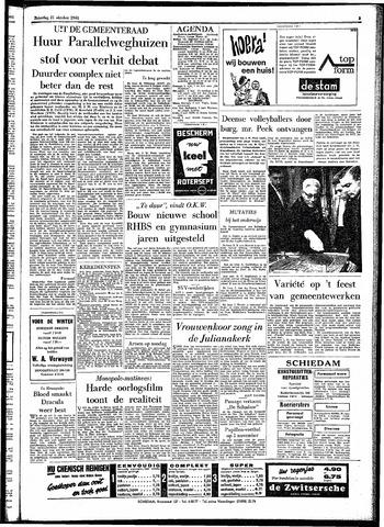 Rotterdamsch Parool / De Schiedammer 1961-10-21