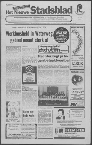 Het Nieuwe Stadsblad 1974-07-12
