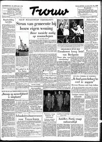 Trouw / De Rotterdammer 1956-01-26