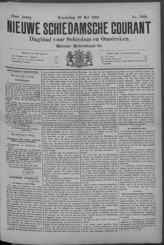 Nieuwe Schiedamsche Courant 1901-05-29