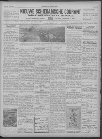 Nieuwe Schiedamsche Courant 1933-04-12