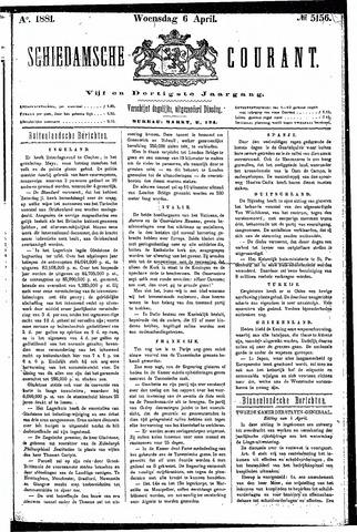 Schiedamsche Courant 1881-04-06