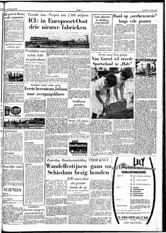 Trouw / De Rotterdammer 1964-06-02