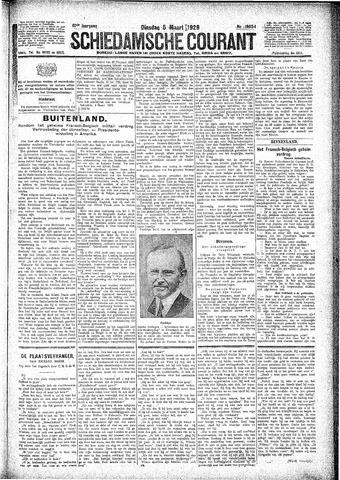 Schiedamsche Courant 1929-03-05