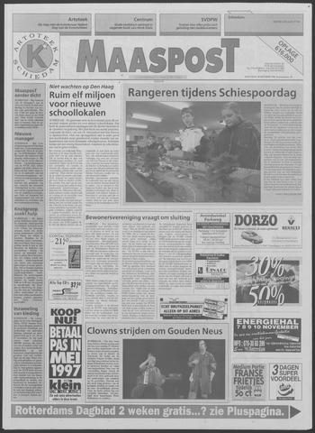 Maaspost / Maasstad / Maasstad Pers 1996-10-30