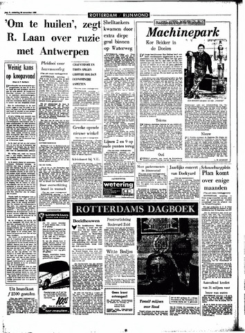 Rotterdamsch Parool / De Schiedammer 1966-11-26