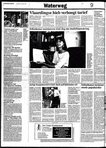 Rotterdamsch Nieuwsblad / Schiedamsche Courant / Rotterdams Dagblad / Waterweg / Algemeen Dagblad 1991-08-13