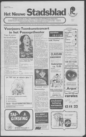 Het Nieuwe Stadsblad 1972-04-21