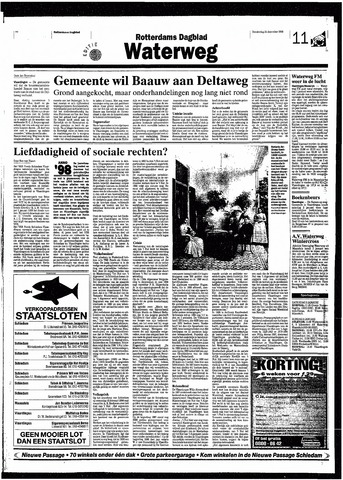 Rotterdamsch Nieuwsblad / Schiedamsche Courant / Rotterdams Dagblad / Waterweg / Algemeen Dagblad 1998-12-31