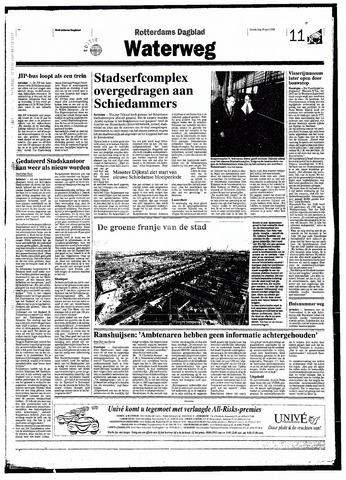 Rotterdamsch Nieuwsblad / Schiedamsche Courant / Rotterdams Dagblad / Waterweg / Algemeen Dagblad 1998-04-16